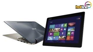 Обзор ноутбука-трансформера ASUS Transformer Book TX300
