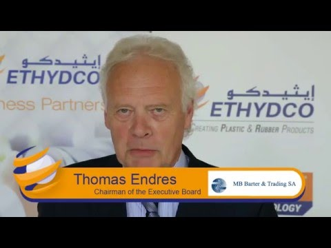 ETHYDCO Exclusive Distribution Contract Signature Ceremony