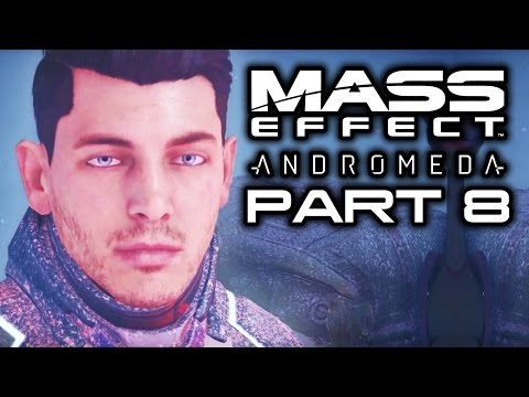 MASS EFFECT ANDROMEDA: Activating Monoliths and Attacking Kett on Voeld! (Let's Play Stream Part 8)