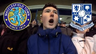 AWAYDAY VLOG: MACCLESFIELD VS TRANMERE