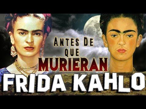 FRIDA KAHLO - Antes De Que Murieran - LAS DOS FRIDAS