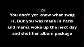 Glory - Jay- Z ft. Blue Ivy Carter (Lyrics)