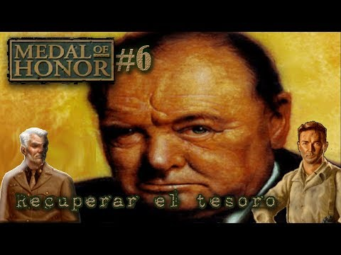 [☆☆☆] Guía Medal of Honor #6 - Recuperar el tesoro aleman por Capture1Ditto