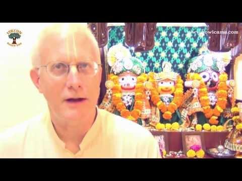 How I came to Krishna Consciousness by Anuttama Das