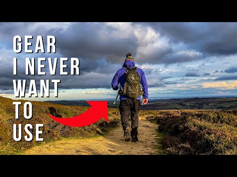 5 Backpacking Essentials That I Never Want To Use