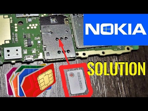 Eject Mini SIM Card SIM 2 Slot All Nokia 112,200,202,206,210,301,306,C2-00,C2-03,X2-02