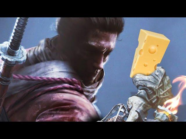 Sekiro: Shadows Die Twice - 10 effektivste Boss-Käse-Methoden, die Sie kennen müssen + video