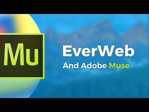 Adobe Muse Replacement - Alternative for Building your Website With EverWeb
