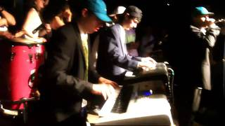 Cumbia pa Bailar - Me Robastes el Corazon (En vivo 2D Uruguay)