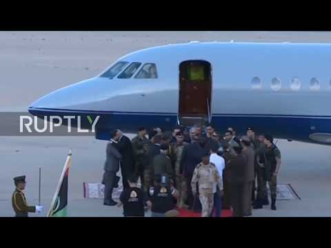 Libya: Military chief Haftar returns to Benghazi after medical treatment