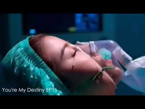 You're My Destiny Thai EP12 - 13 ll Her tear..