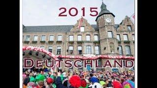 #28 Как проходит карнавал в Германии. 20.02.2015(, 2015-02-20T18:00:00.000Z)