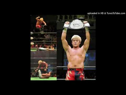 Pro Wrestling NOAH - Kenoh's Theme - Shitsuren Mosshu