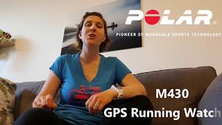 Polar M430 GPS Running watch- Tested + Reviewed