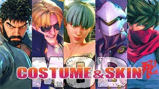 When STREET FIGHTER V Mods are Better Than The Originals! - Vol.1
