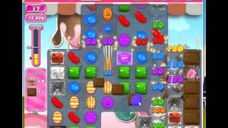 candy crush saga level 1614 no booster 3 stelle