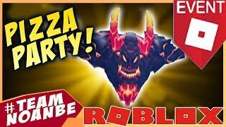 Nuevo EVENTO Pizza Party 2019 Roblox: Miner's Haven
