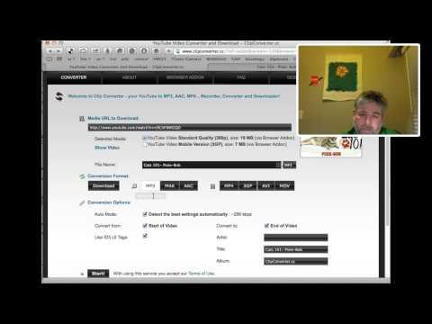 Safari   YouTube Video Converter and Download   ClipConvertercc