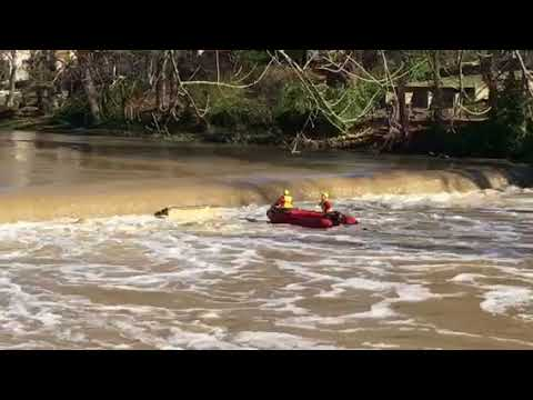Water rescue on 11/20/17
