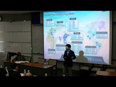 Electronic Components and IT Manufacturing Industry (1 of 2)