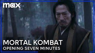 Mortal Kombat Opening Seven Minutes Hbo Max MP3