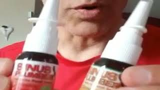 Sinus Plumber Hot Pepper Allergy and Migraine Nasal Review