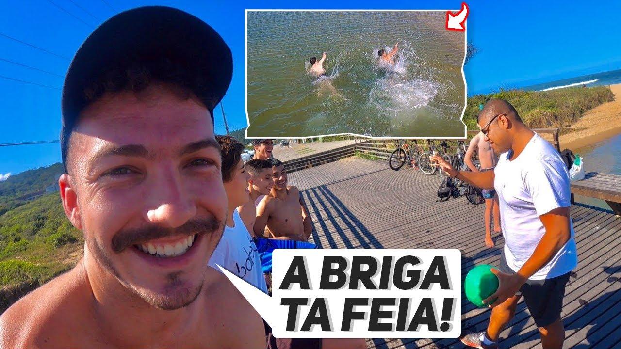 Download O MAR INVADIU A LAGOA E NUNCA VIMOS ELA TÃO SECA
