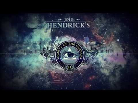 Society of the Unusual HENDRICK'S GIN