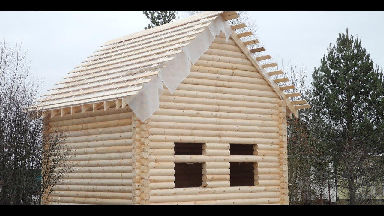 Занимаемся строительством деревянных домов и русских бань. Проекты срубов по индивидуальным проектам любой сложности. Только ручная рубка.