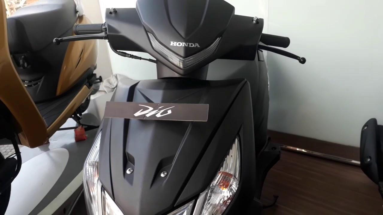 Honda Dio 2019 Model On Road Price