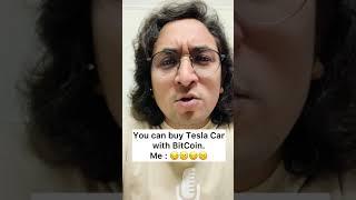 You can buy Tesla with Bitcoin | YT shorts by Appurv Gupta aka GuptaJi | Standup comedy