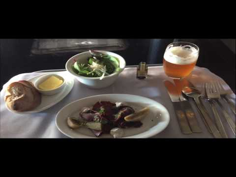 SAS Business class trip Oslo to Washington DC