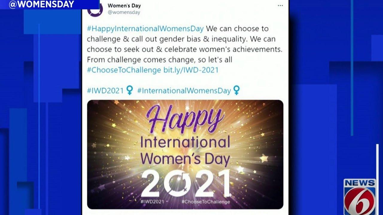 'Choose to Challenge': International Women's Day 2021 theme