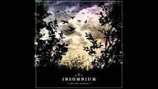 Insomnium - Song of the Blackest Bird Lyrics