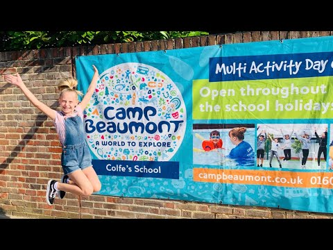 CAMP BEAUMONT LONDON DAY CAMP