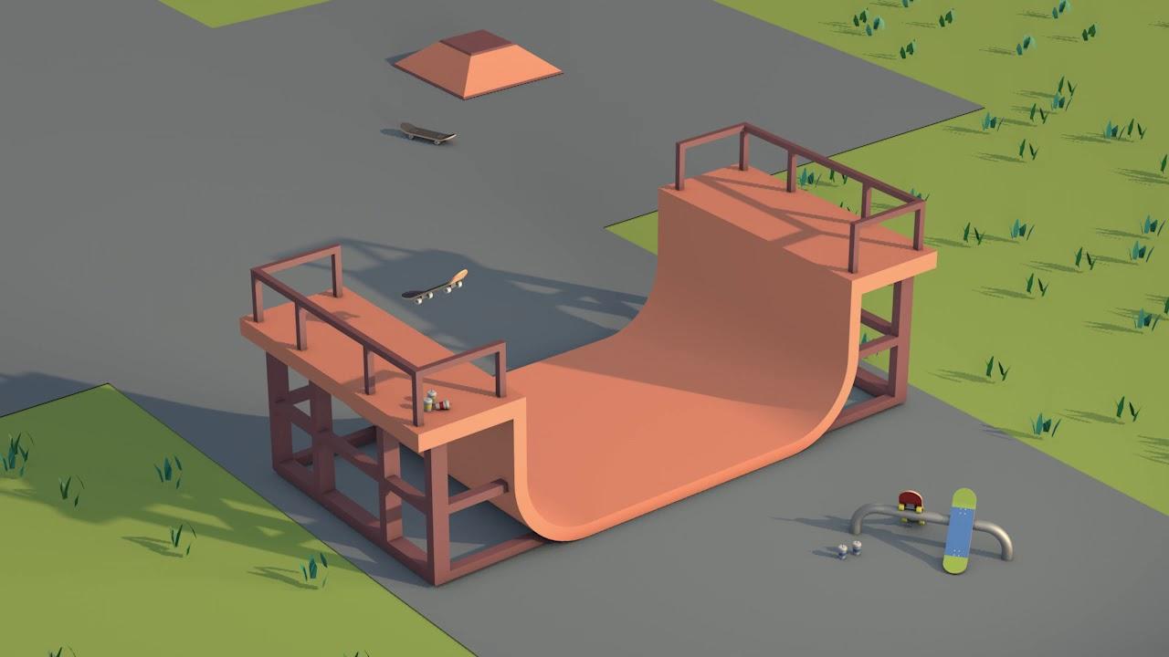 3DCG Animation 18