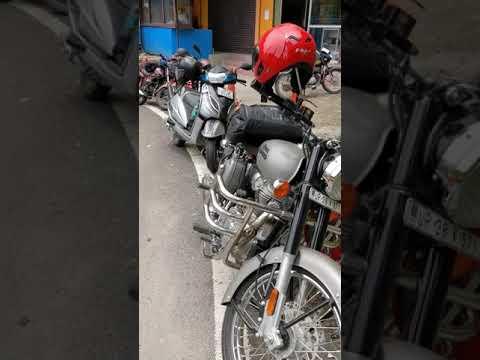 Bikers in Uttrakhand