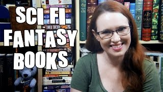 RECENT READS| Science Fiction (Sci Fi) & Fantasy Books | May 2016