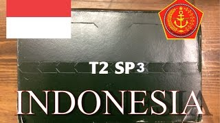 INDONESIA 24 Hour Ration, TNI Ransum T2 SP Menu #3 ~2016~