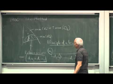 Infinity in Greek mathematics | Math History | NJ Wildberger