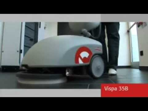 Comac scrubbing machine Vispa35B