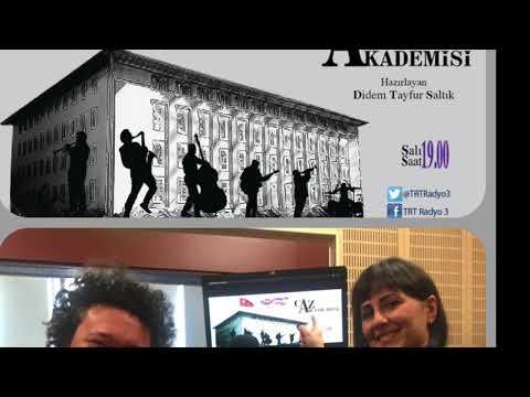 """TRT RAdyo-3  """"CAZ AKADEMİSİ""""  07 Mart 2017"""