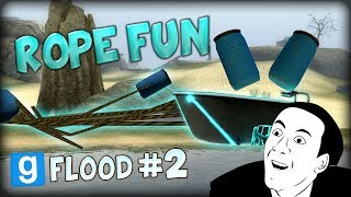 THE BEST ROPE EVER - Funny Garry