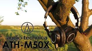 *MEINE EMPFEHLUNG* Audio Technica ATH-M50X [Over-Ear-Kopfhörer] (HD)