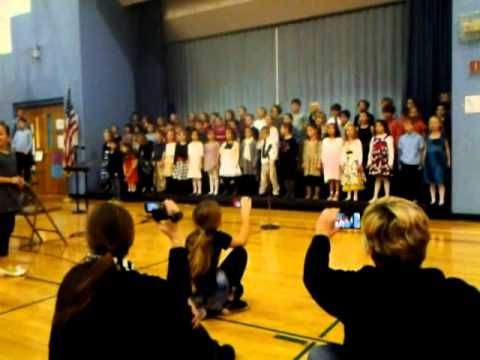 Belinder Elementary School Song Nov 2013