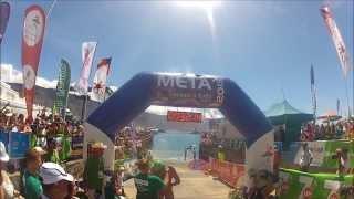 Travesía a Nado El Rio 2013 (Lanzarote-La Graciosa)