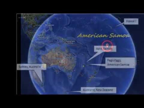 American Samoa - Fa