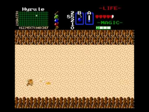 Zelda Classic - 1st Quest Deluxe Remake - 01 - A Remake With New Music