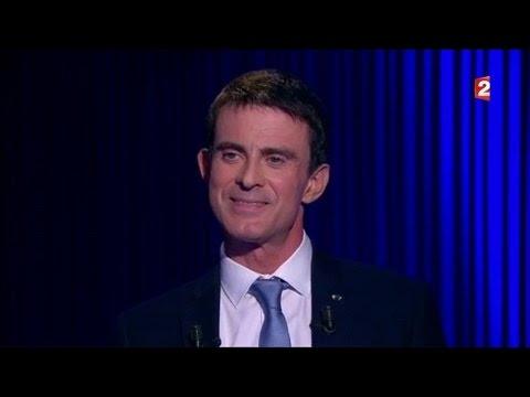 Manuel Valls - On n'est pas couché 14 janvier 2017 #ONPC