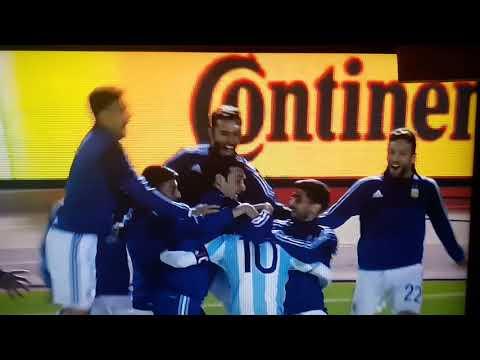 """Omar Da Fonseca """"FULL commentaires de Omar autour de Messi"""" Equateur vs Messi 11.10.17"""